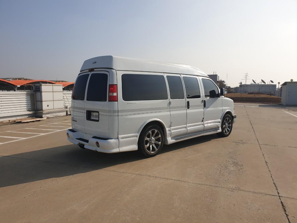 쉐보레 익스프레스밴 - 2