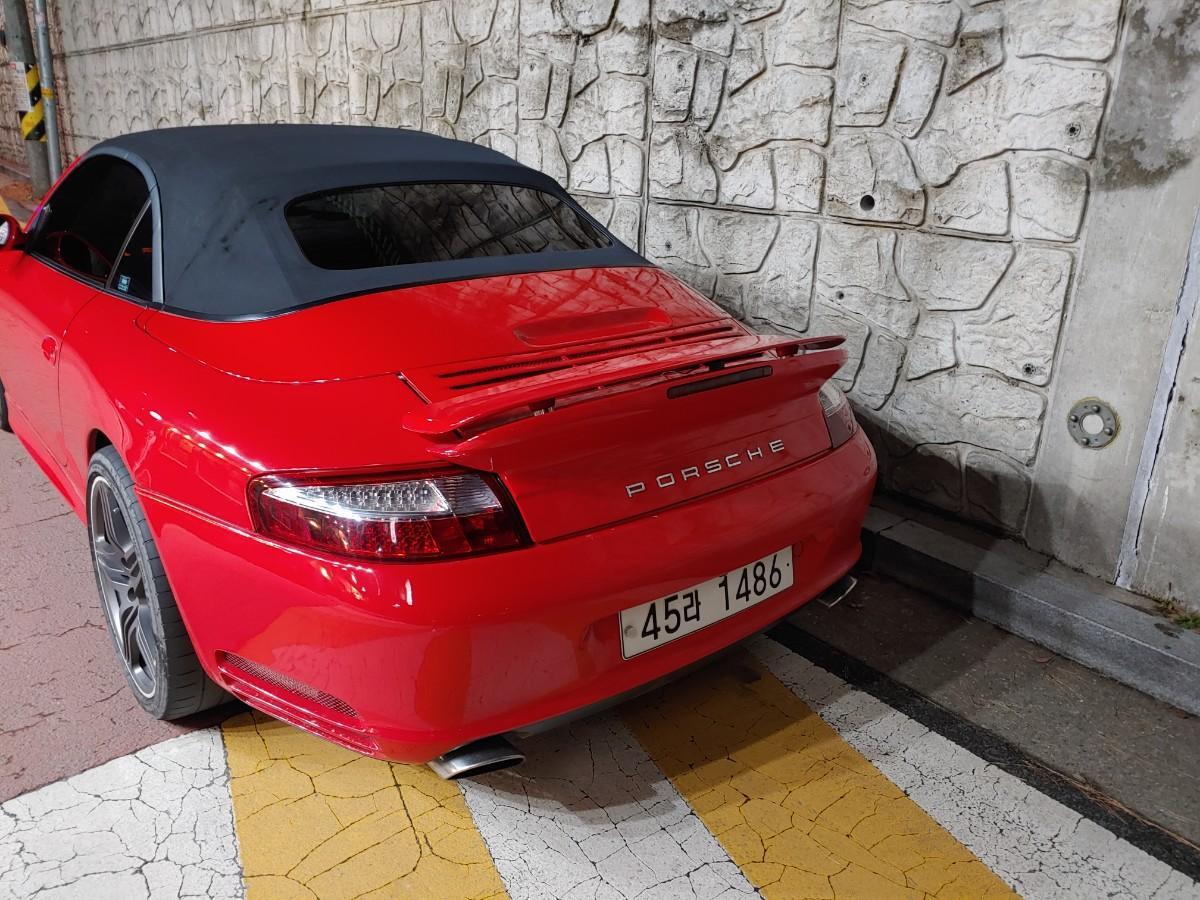 포르쉐 911카레라  996 판매 및 대차 합니다 - 2