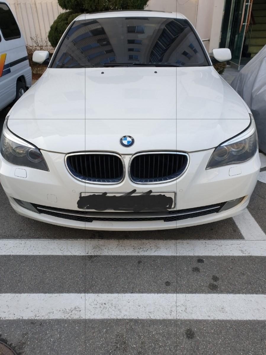 BMW520d - 0