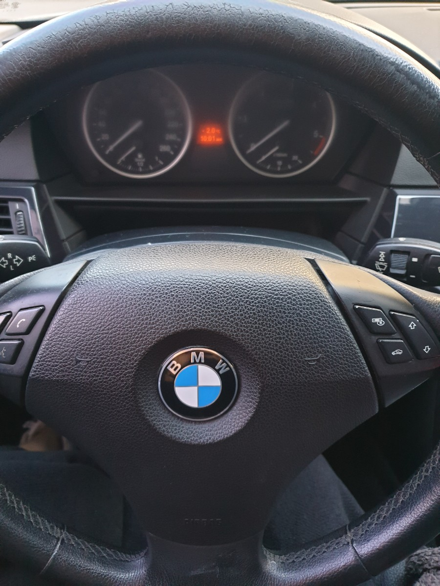 BMW520d - 4