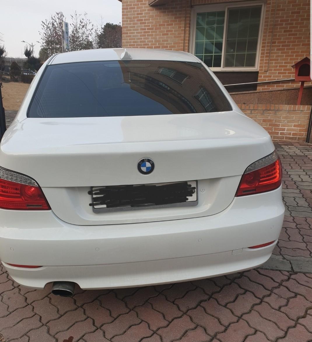 BMW520d - 6