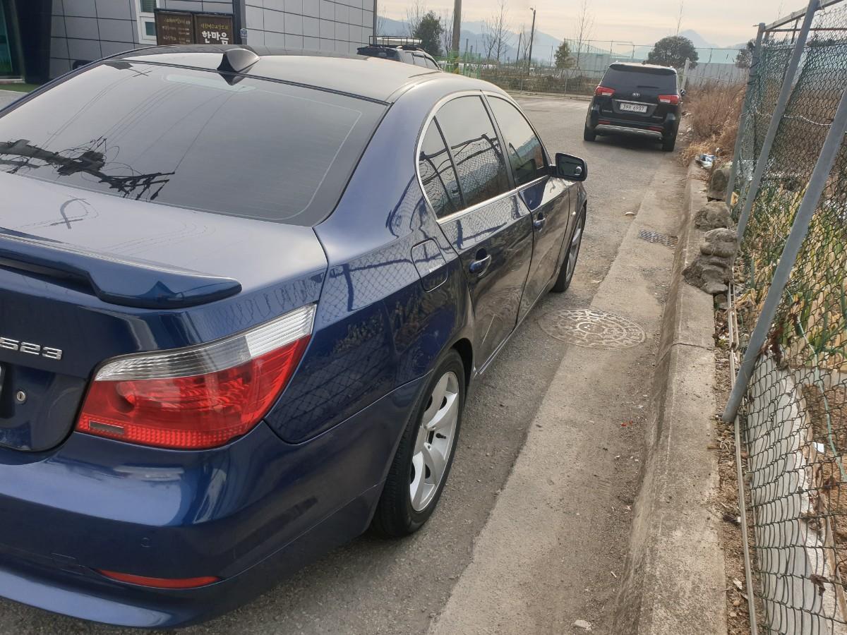 BMW523I 판매합니다 - 1