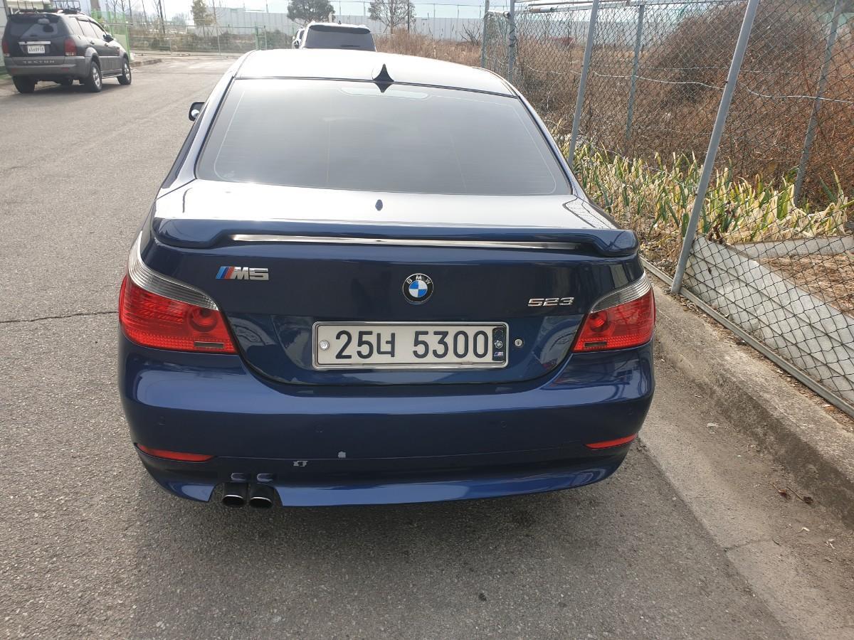 BMW523I 판매합니다 - 2
