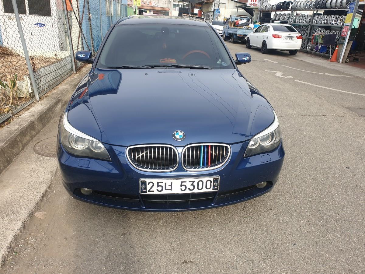BMW523I 판매합니다 - 4