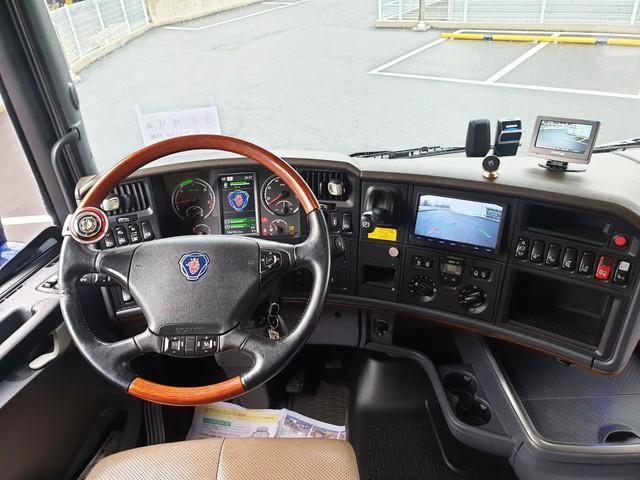 2016년 스카니아 25톤 카고 판매/실주행29만km/완전 무사고/풀옵션 - 11