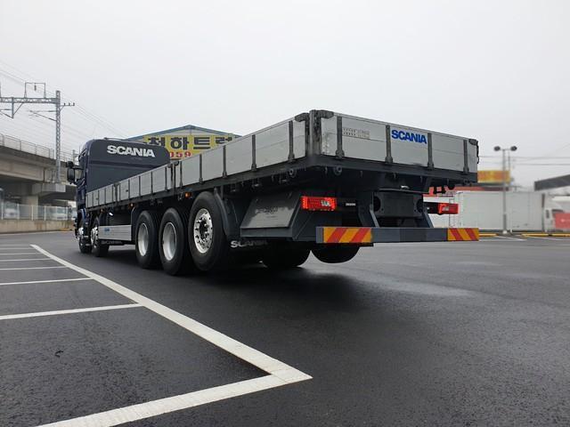 2016년 스카니아 25톤 카고 판매/실주행29만km/완전 무사고/풀옵션 - 3
