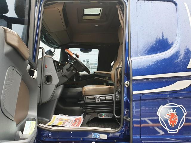 2016년 스카니아 25톤 카고 판매/실주행29만km/완전 무사고/풀옵션 - 7