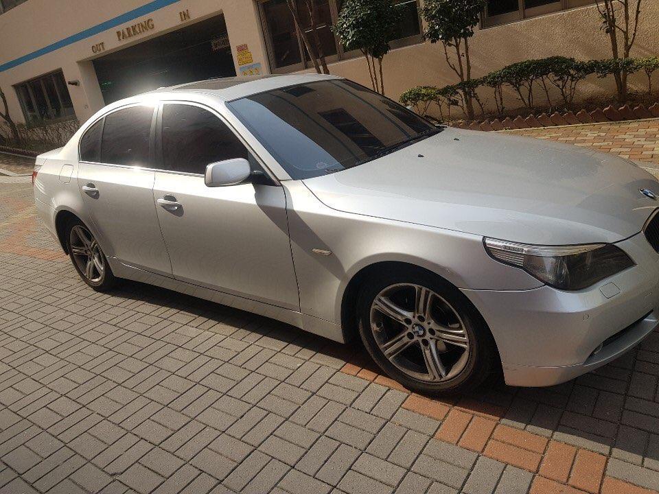 BMW 520i - 2