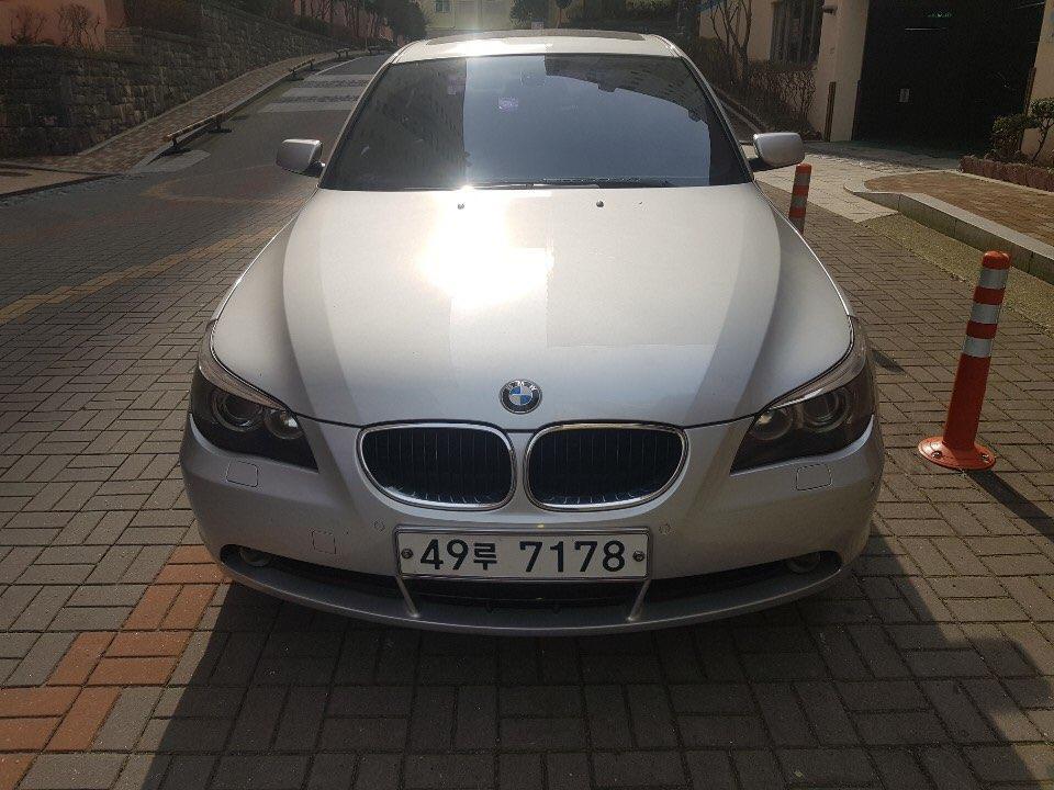 BMW 520i - 3