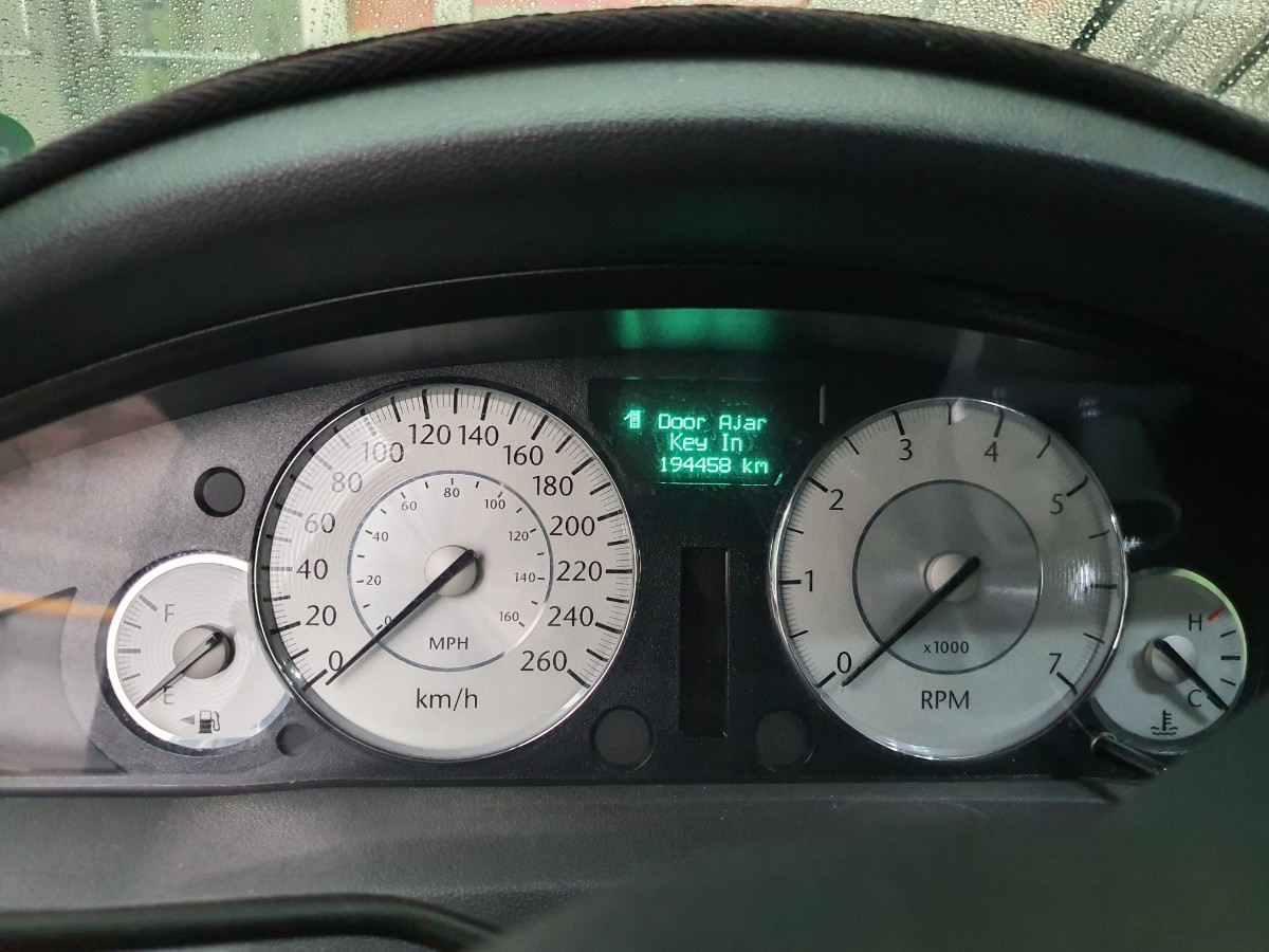 300c 디젤 2008년식 팝니다~ - 1