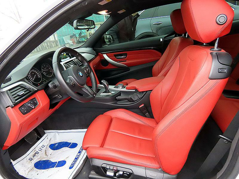 BMW 420d Xdrive M스포츠 쿠페 - 1