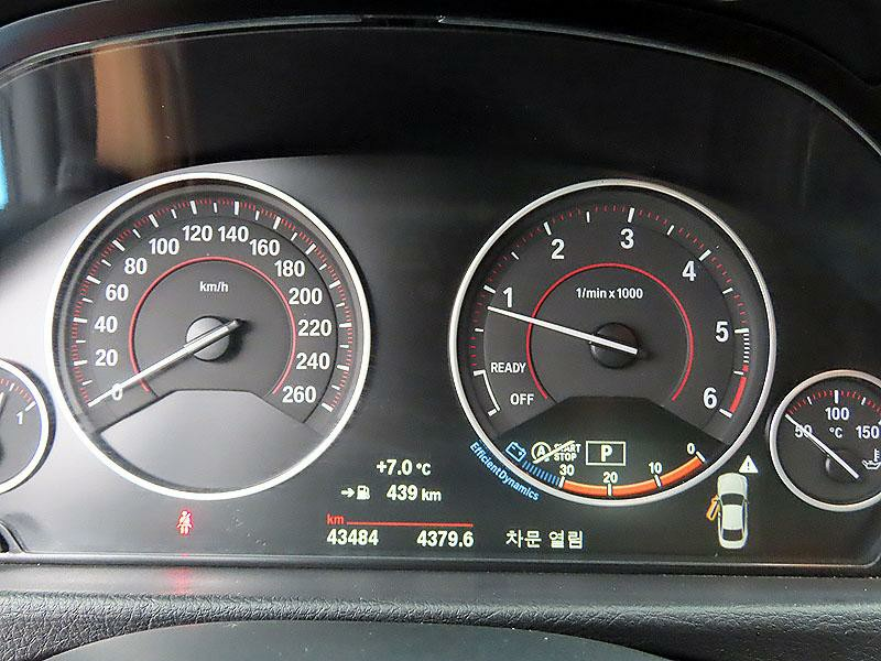 BMW 420d Xdrive M스포츠 쿠페 - 3
