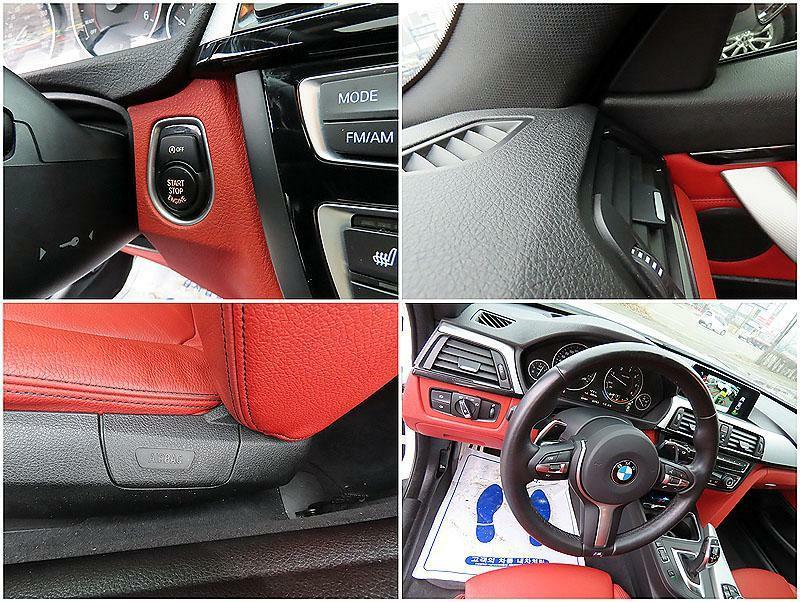 BMW 420d Xdrive M스포츠 쿠페 - 4