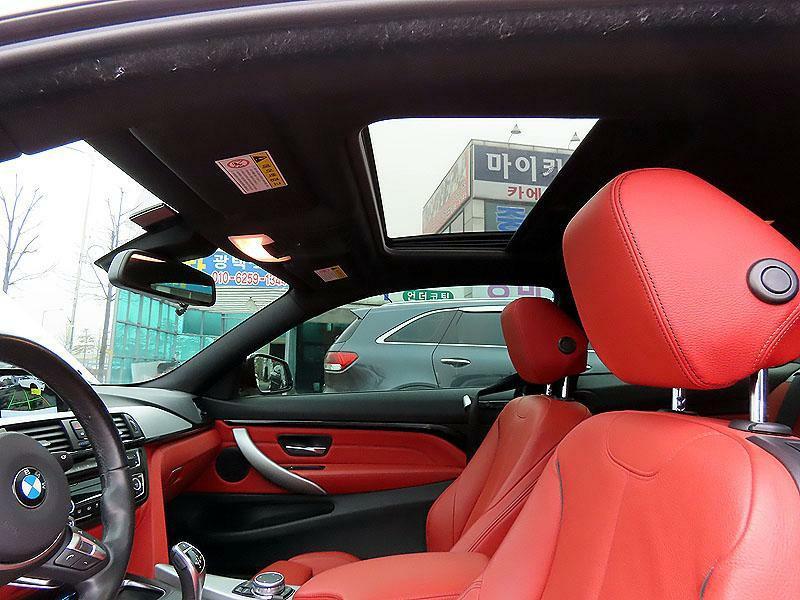 BMW 420d Xdrive M스포츠 쿠페 - 5