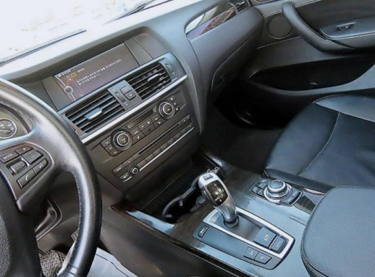 BMWX3 20d - 2