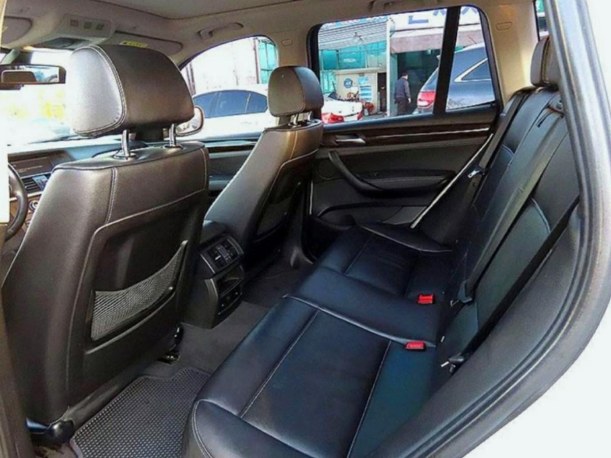 BMWX3 20d - 3