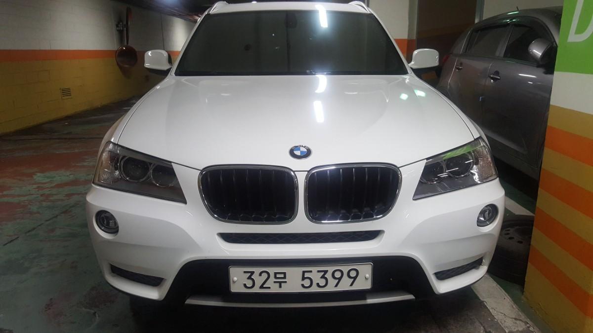 BMWX3 20d - 4