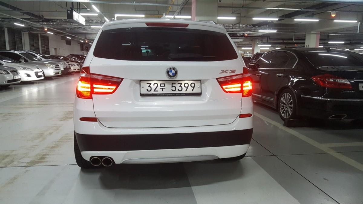 BMWX3 20d - 6