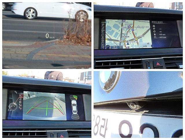 BMW 520d (전체 M바디킷,듀얼머플러,2단림휠,광폭타이어) - 9