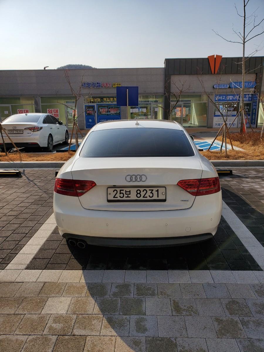 아우디a5 가솔린 - 3