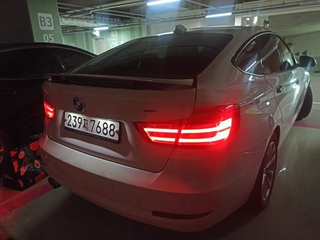 BMW GT 320d  2016년 완전무사고 - 4