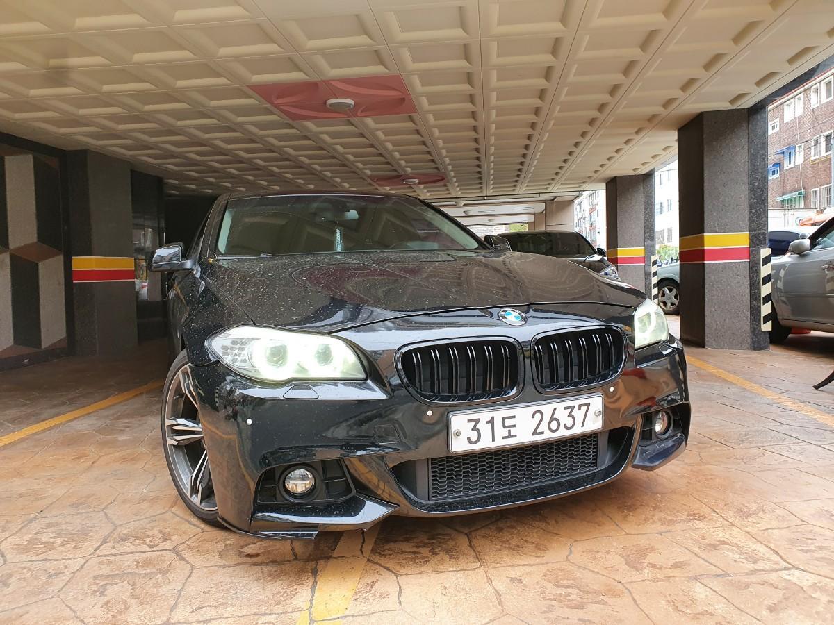 (개인!)bmw 520d  2011년식  대차& 판매 - 0
