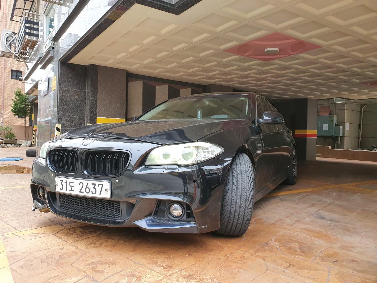 (개인!)bmw 520d  2011년식  대차& 판매 - 4