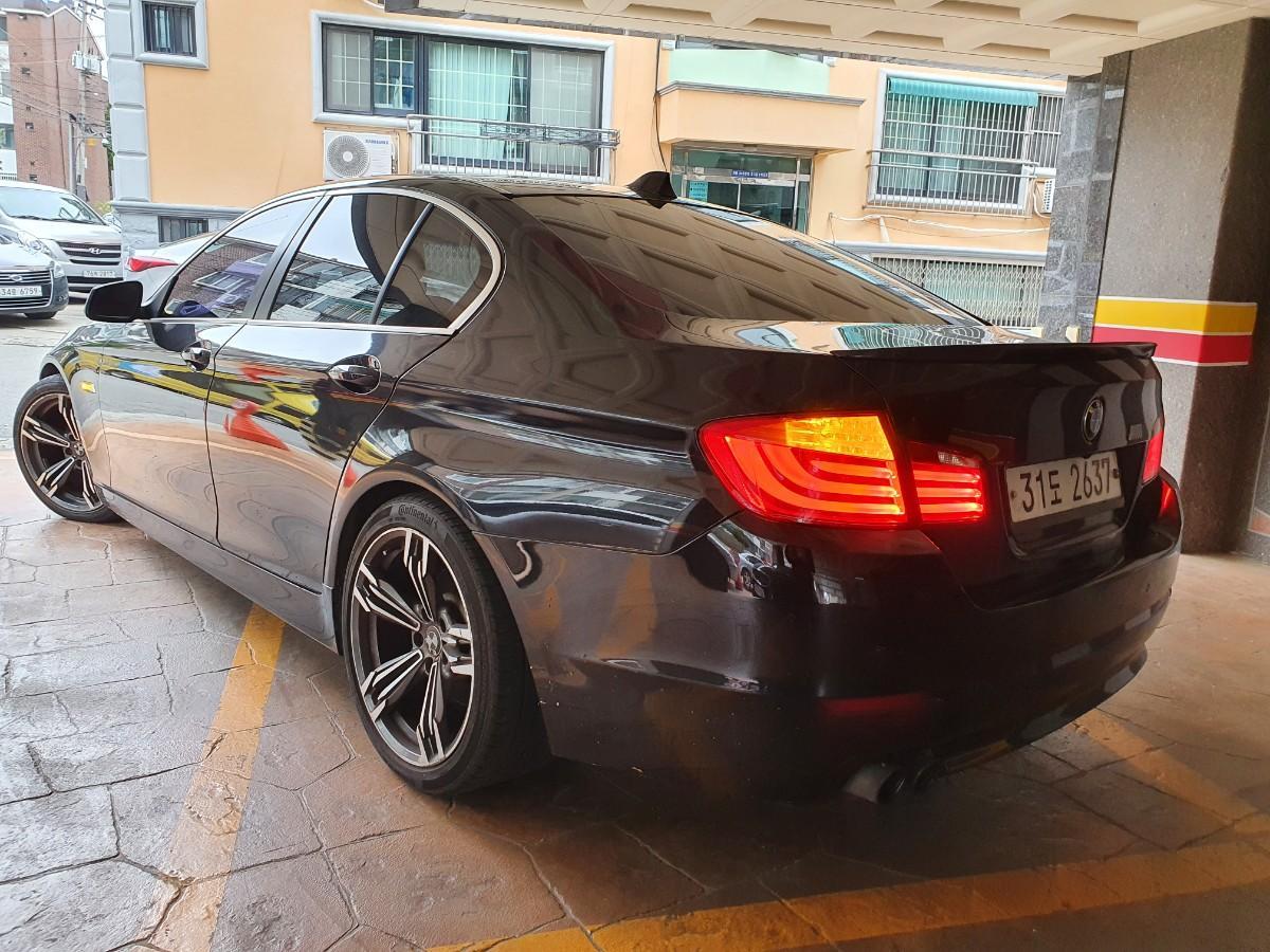 (개인!)bmw 520d  2011년식  대차& 판매 - 6