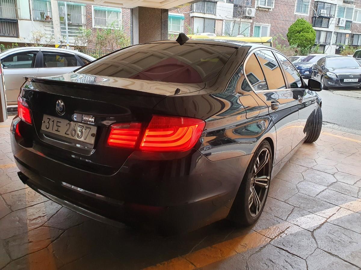 (개인!)bmw 520d  2011년식  대차& 판매 - 7