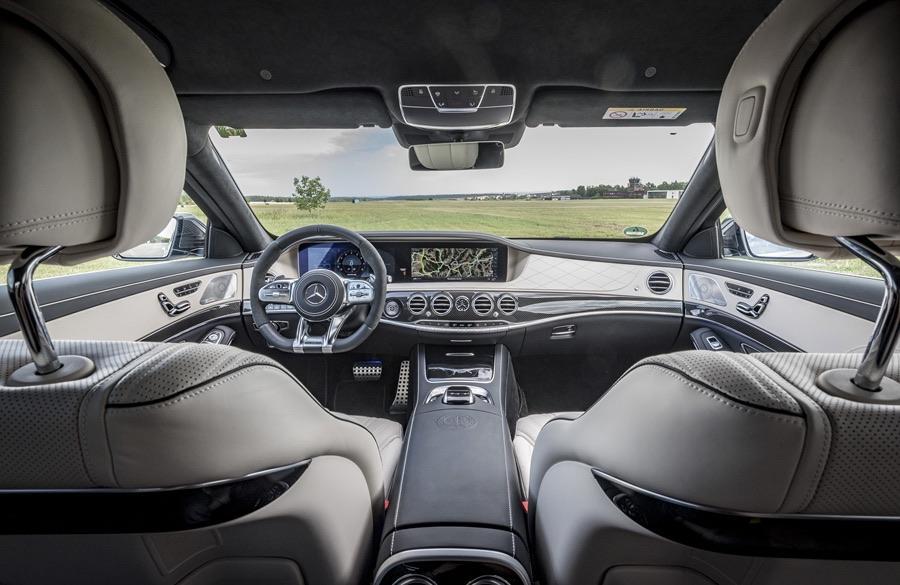 2020 벤츠 S클래스 AMG S63 - 5