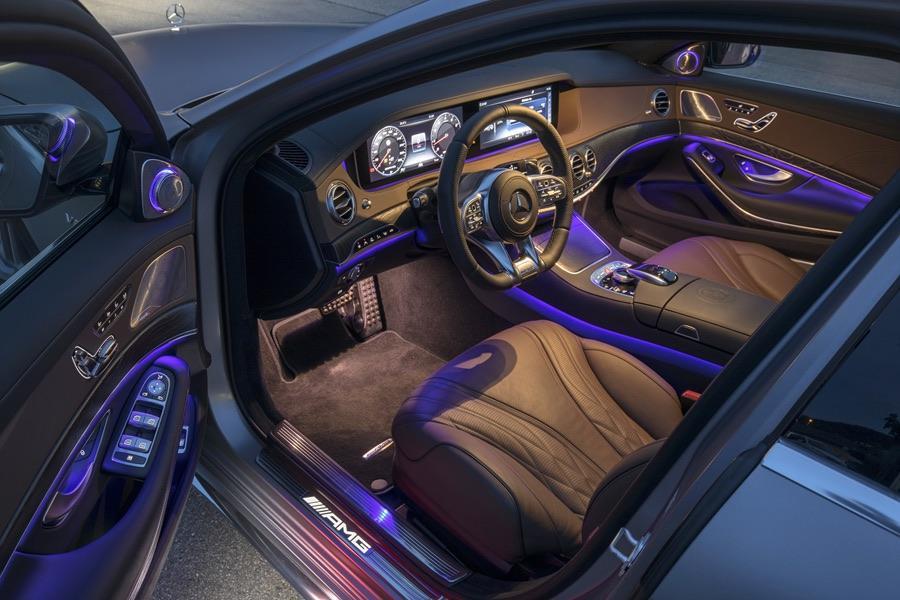 2020 벤츠 S클래스 AMG S63 - 6