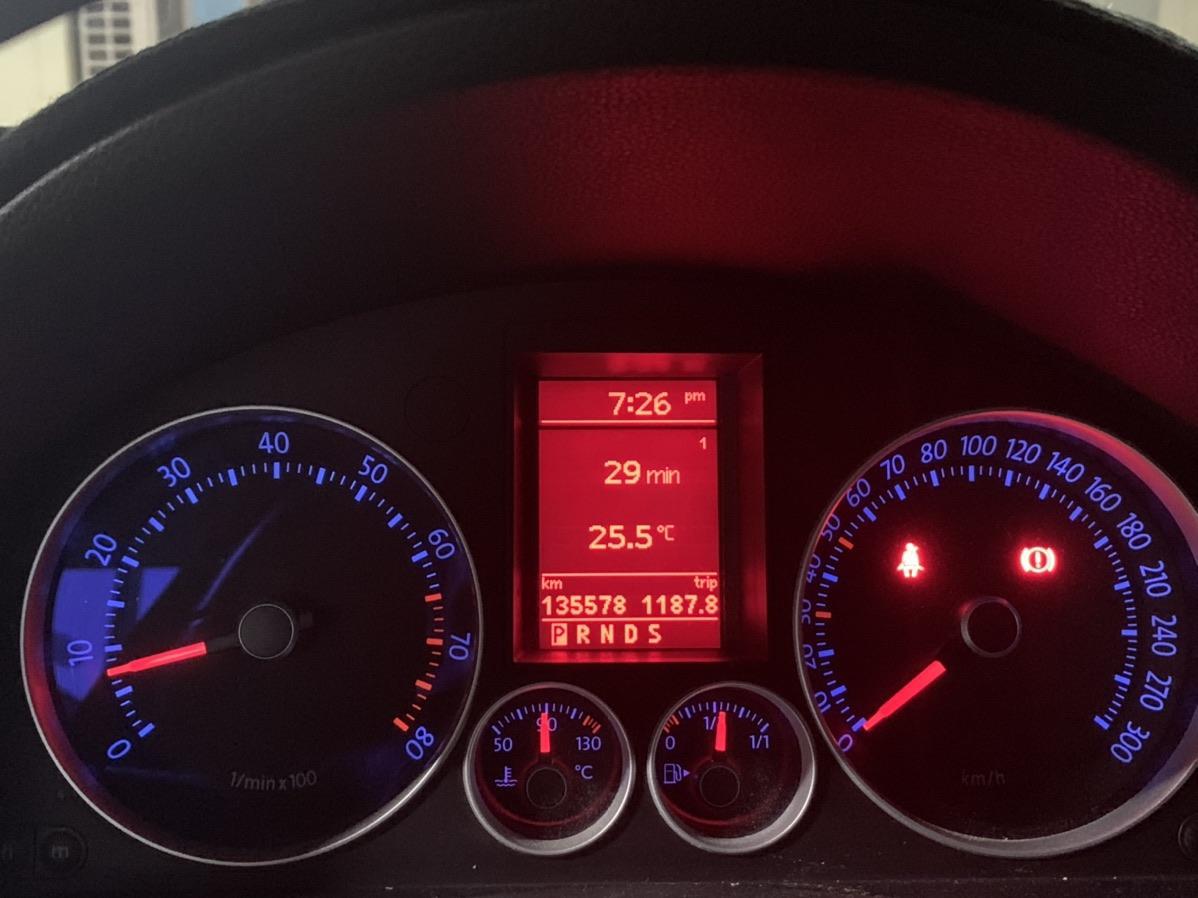 폭스바겐 골프 5세대 gti 2.0가솔린 터보 - 3