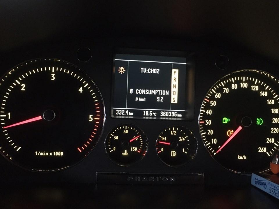 폭스바겐 페이톤 3.0 디젤 판매 - 1