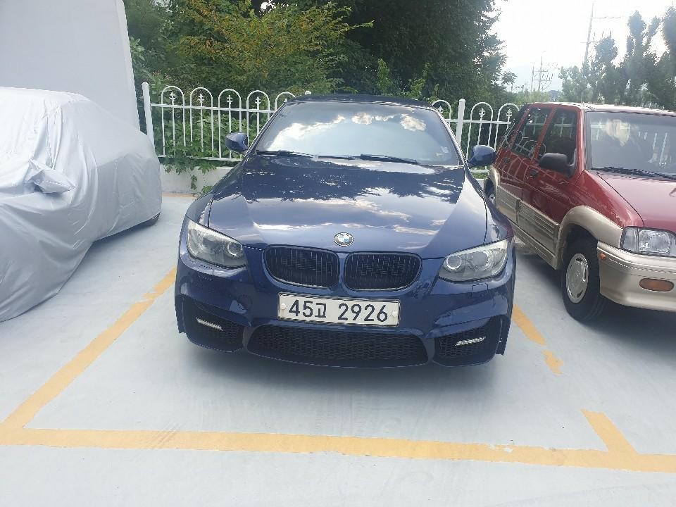 BMW335I 컨버터블 - 0