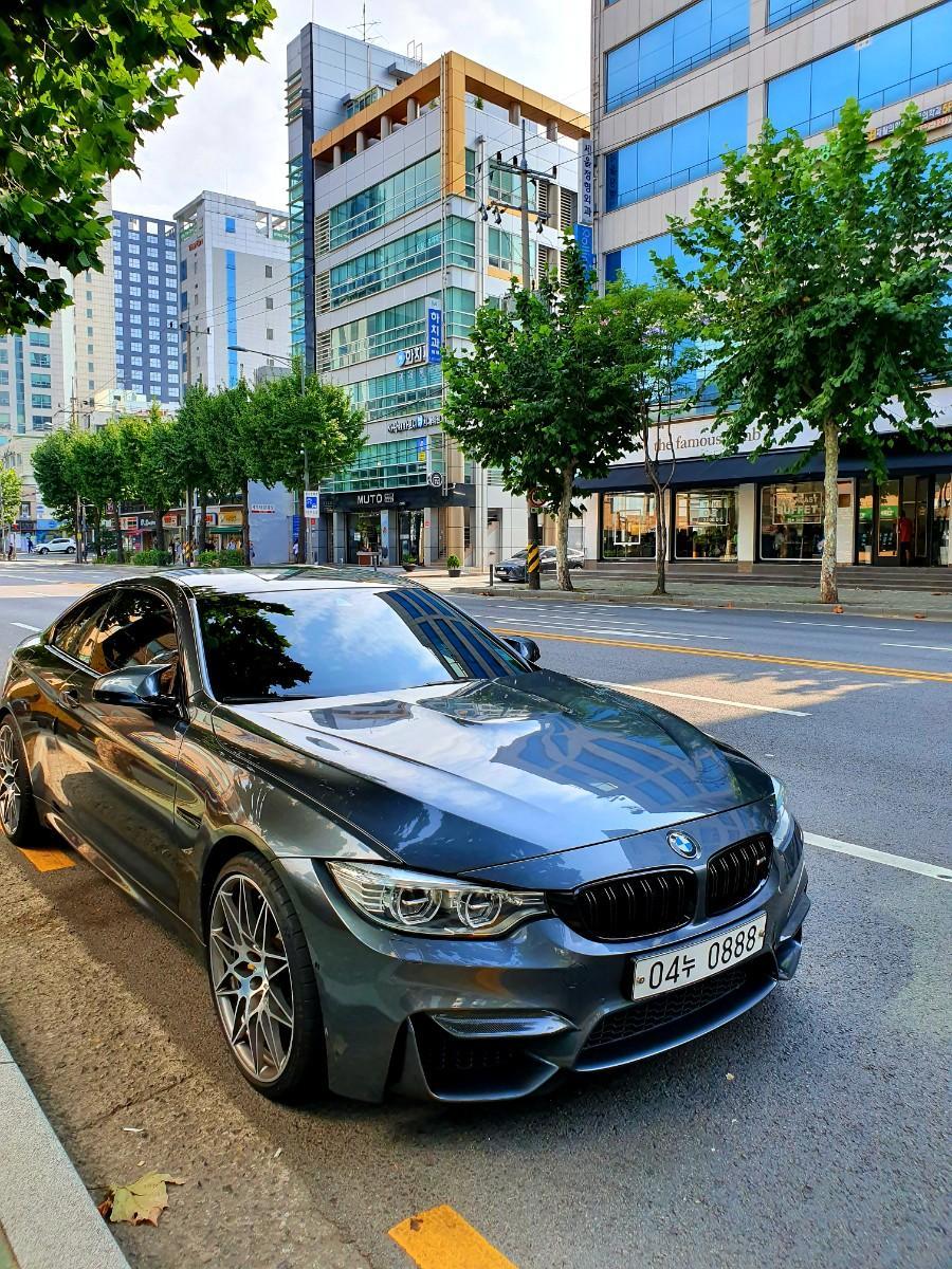BMW m4 쿠페 (완전무사고) - 0