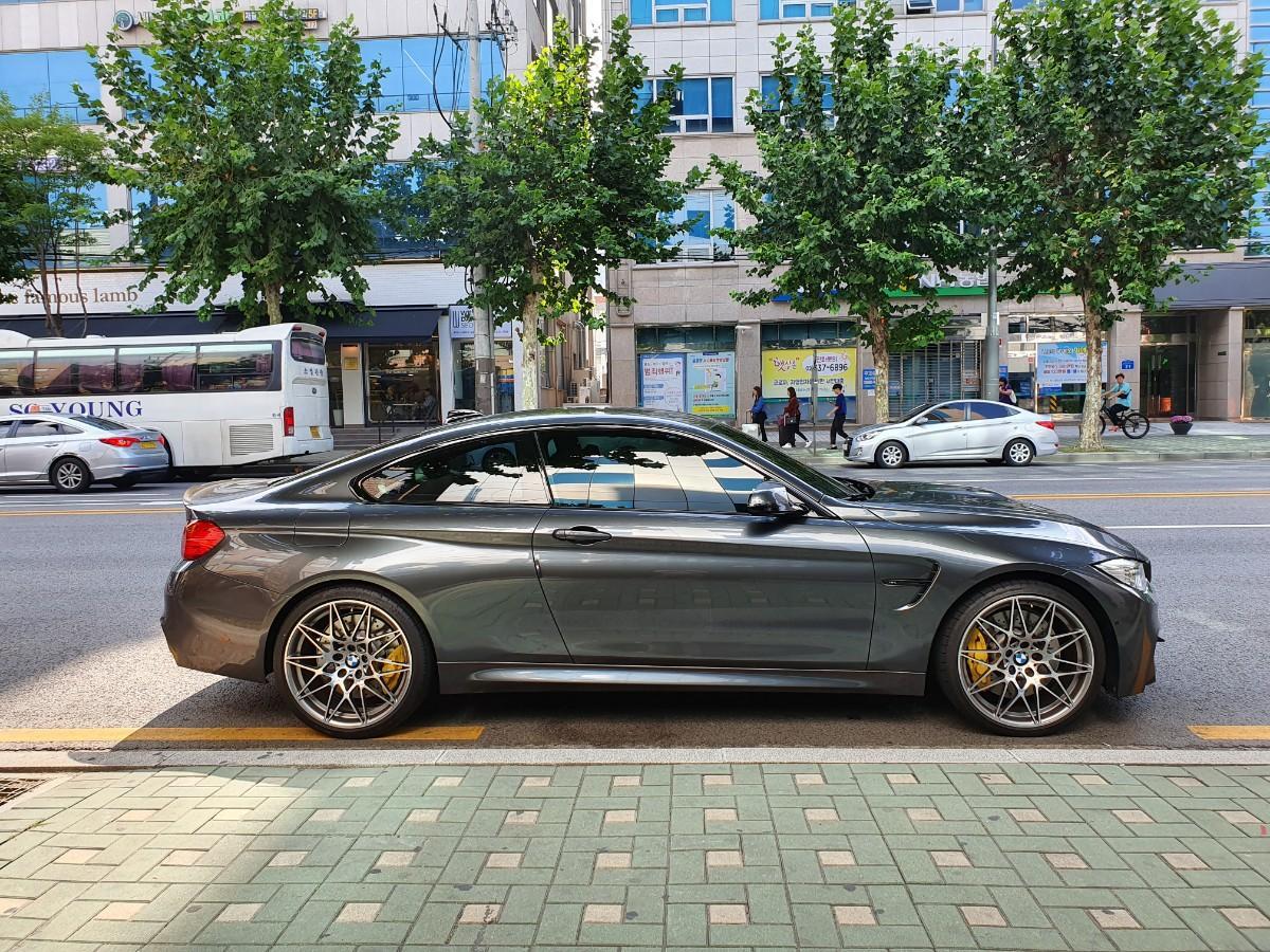 BMW m4 쿠페 (완전무사고) - 2