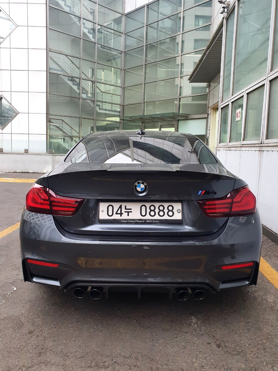 BMW m4 쿠페 (완전무사고) - 4