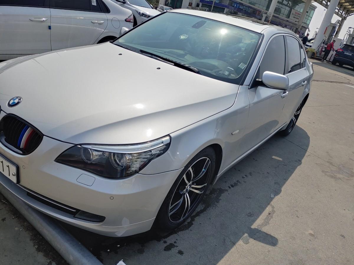 2008 년 BMW 528i - 1