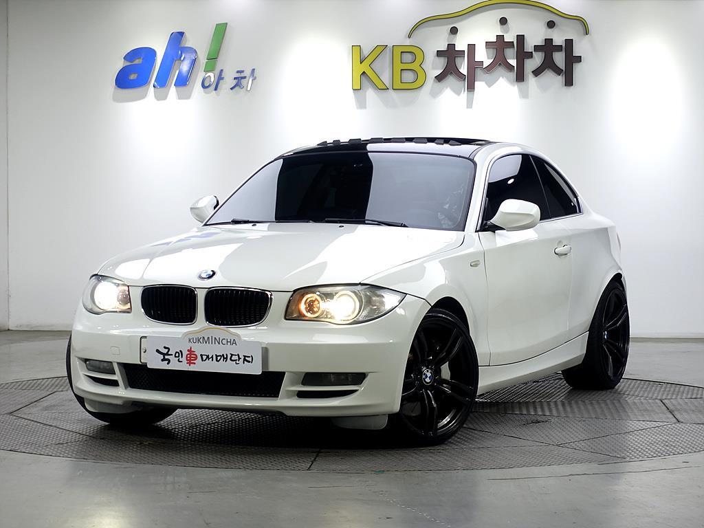 비엠1시리즈BMW(E82)120d 쿠페 스포츠 판매합니다. - 0