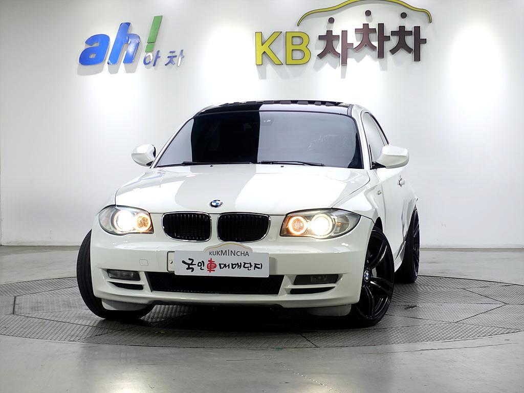 비엠1시리즈BMW(E82)120d 쿠페 스포츠 판매합니다. - 1