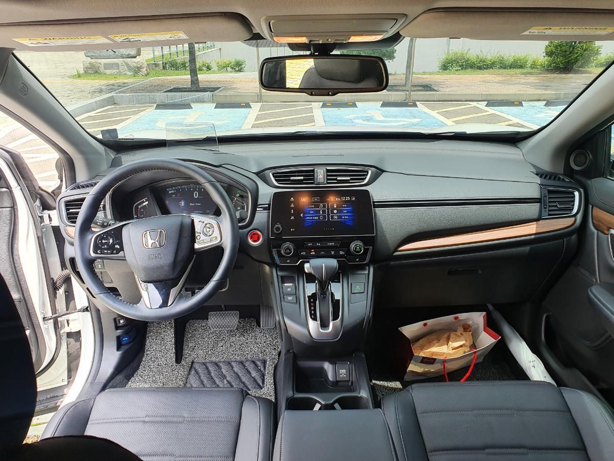혼다CRV 1.5 4WD 투어링 판매합니다 - 6