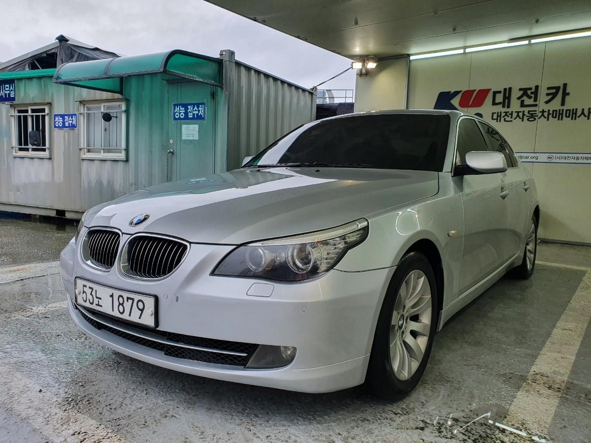 08년식 BMW528i 무사고 162400키로 최저가 대차환영 - 0
