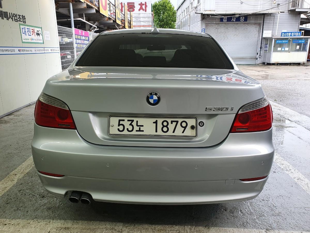 08년식 BMW528i 무사고 162400키로 최저가 대차환영 - 2