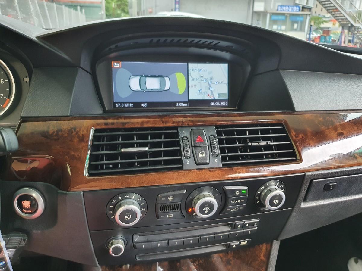 08년식 BMW528i 무사고 162400키로 최저가 대차환영 - 7