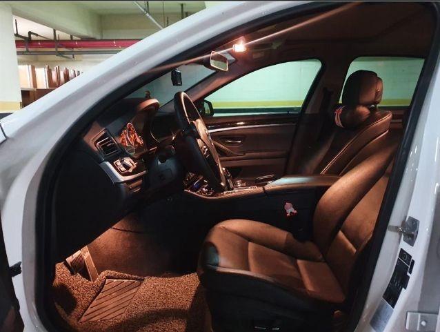 12년식 BMW 520D 최저가 판매 !! - 9