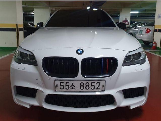12년식 BMW 520D 최저가 판매 !! - 0