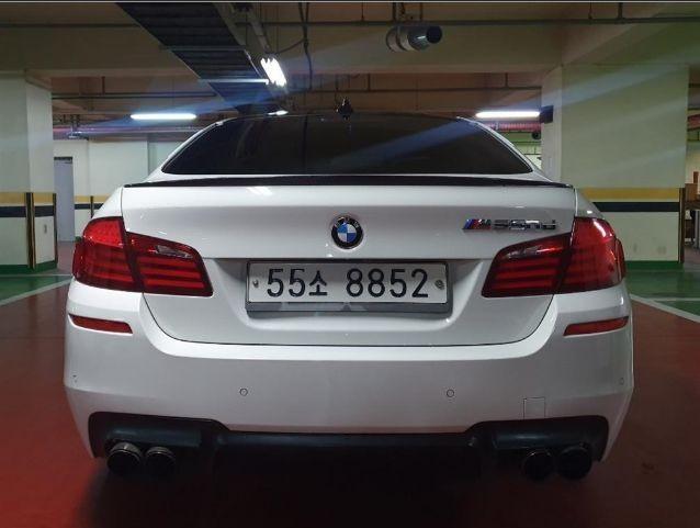 12년식 BMW 520D 최저가 판매 !! - 1