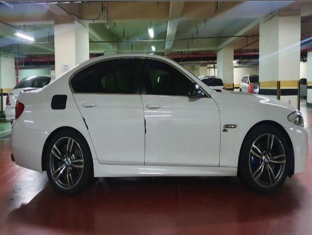 12년식 BMW 520D 최저가 판매 !! - 2