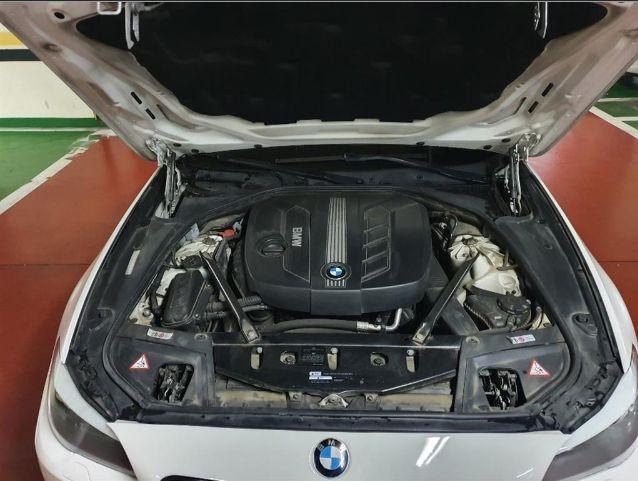 12년식 BMW 520D 최저가 판매 !! - 4
