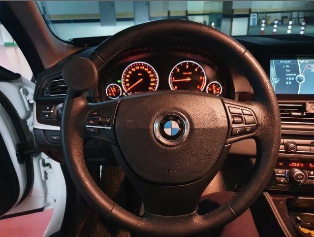 12년식 BMW 520D 최저가 판매 !! - 7